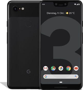 Google Pixel 3 XL   64 GB   schwarz