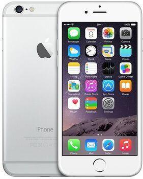 Apple Wie neu: iPhone 6   64 GB   silber