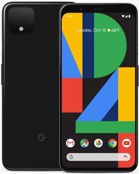 google Wie neu: Google Pixel 4 XL   64 GB   just black