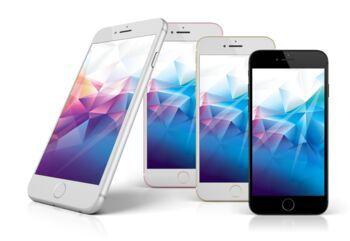 Apple Wie neu: iPhone 6s   64 GB   roségold