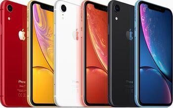 Apple Wie neu: iPhone XR   64 GB   weiß