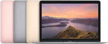"Apple MacBook 2016   Intel Core M   12""   1.1 GHz   256 GB SSD   8 GB   gold"