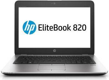 "HP Wie neu: HP EliteBook 820 G3   i5-6200U   12.5""   8 GB   250 GB SSD   Win 10 Pro   DE"