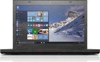 "Lenovo ThinkPad T460   i5-6300U   14""   4 GB   320 GB HDD   WXGA   Webcam   Win 10 Pro   DE"