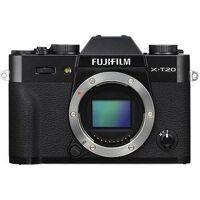 fujifilm wie neu: fujifilm x-t20   schwarz/silber