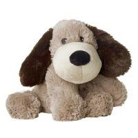 warmies® wärmestofftier hund gary mit hirse/lavendel in beige/braun