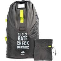 bramble reisetasche für kinderwagen 120 cm polyester dunkelgrau