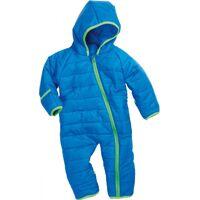 playshoes skianzug junior polyester blau größe 62