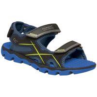regatta sandalen kota drift junior pu schwarz/blau größe 37