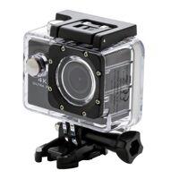 xd collection action kamera 4k 5,9 x 4,1 cm abs/pc schwarz 11 teilig