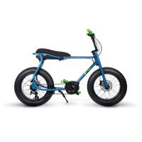 ruff cycles retro e fatbike bosch mittelmotor lil'buddy 300wh cx blau