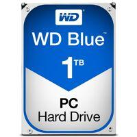 western digital wd blue desktop 3.5 inch internal hard drive (sata, 6gb/sec, 1 tb, 64mb)