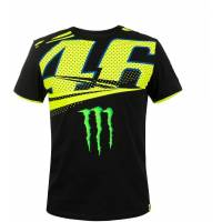 vr46 monza monster t-shirt