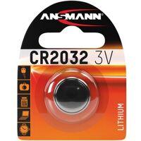 ansmann knopfzelle cr2032