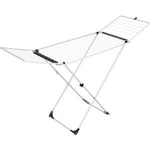 Vileda GmbH Vileda Universal Wäschetrockner, Klassischer Wäscheständer für einen Single- oder Paarhaushalt, Maße (L x T x H): 199 x 55 x 93 cm