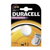 procter & gamble service gmbh duracell lithium 1616 knopfzelle – 3 v, dl1616, cr1616, ecr 1616, 1 packung = 1 stück