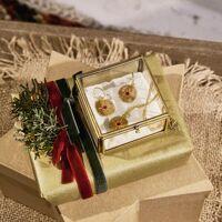 loberon schmuck-set izon gold