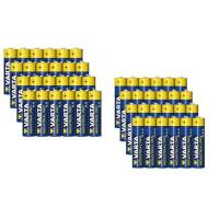 varta industrial pro mignon (aa) alkaline batterien - 24 stück