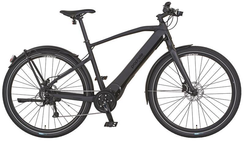 Prophete E-Bike City 28 GENIESSER e3.0