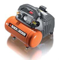 black & decker kompressor 6 l bd 55/6