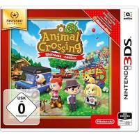 nintendo - animal crossing: new leaf - welcome amiibo  - nintendo selects - [3ds] - preis vom 25.11.2020 06:05:43 h