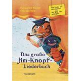 Konstantin Wecker - Das große Jim-Knopf-Liederbuch: Alle Lieder aus dem Musical - Preis vom 08.12.2019 05:57:03 h