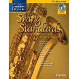 Dirko Juchem - Swing Standards: Die 14 schönsten Swing-Balladen. Alt-Saxophon. Ausgabe mit CD.: 14 Most Beautiful Swingin' Ballads / Die 14 schönsten Swing-Balladen. ... 2-3 (Schott Saxophone Lounge) - Preis vom 08.12.2019 05:57:03 h