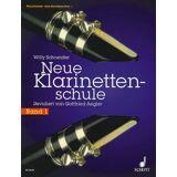 Willy Schneider - Neue Klarinettenschule: Deutsches und Böhm-System, auch zum Selbstunterricht. Band 1. Klarinette.: Deutsches System und Böhmsystem, auch zum Selbstunterricht - Preis vom 08.12.2019 05:57:03 h