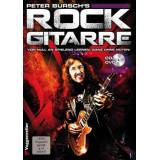 Peter Bursch - Rock Gitarre. Inkl. CD. Von Null an spielend lernen, ganz ohne Noten - Preis vom 08.12.2019 05:57:03 h