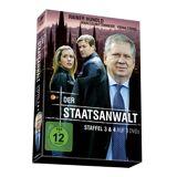 Martin Kinkel - Der Staatsanwalt - Staffel 3 + 4 [3 DVDs] - Preis vom 08.12.2019 05:57:03 h