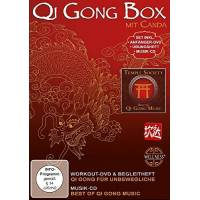 - qi gong box (+ audio-cd) - preis vom 10.05.2021 04:48:42 h