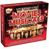 Various - The Ultimate Movies And Musicals Experience - Preis vom 12.12.2019 05:56:41 h