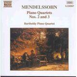 Bartholdy Klavierquartett - Mendelssohn Klavierquartette 2 und 3 Barthold - Preis vom 08.12.2019 05:57:03 h