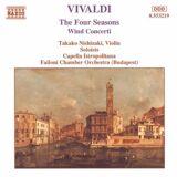 Stivin - Vivaldi: Jahreszeiten / Bläserkonzert Nish - Preis vom 08.12.2019 05:57:03 h