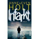 Anne Holt - Infarkt: Thriller (Sara Zuckerman, Band 2) - Preis vom 12.12.2019 05:56:41 h