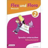 - Flex und Flora: Heft Sprache untersuchen 2: Verbrauchsmaterial - Preis vom 12.12.2019 05:56:41 h