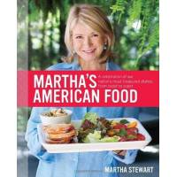 martha stewart - martha's american food: a celebration of our nation's most treasured dishes, from coast to coast - preis vom 10.04.2021 04:53:14 h