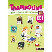 collectif - trampoline - fichier de lecture-comprehension ce1 - 2019 - preis vom 23.09.2021 04:56:55 h