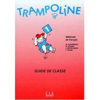garabedian - trampoline 1 classroom guide: guide de classe 1 - preis vom 23.09.2021 04:56:55 h
