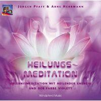 jürgen pfaff - violett. heilungs-meditation. cd: erlebnismeditation mit heilender energie und der farbe violett - preis vom 08.03.2021 05:59:36 h