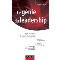 eric-jean garcia - le génie du leadership : mythes et défis de l'action managériale - preis vom 08.03.2021 05:59:36 h