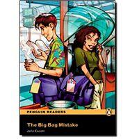 john escott - the big bag mistake: penguin readers audio cd pack easystarts (pearson english readers, easystart) - preis vom 01.12.2020 06:01:16 h