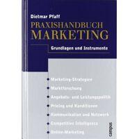 dietmar pfaff - praxishandbuch marketing: grundlagen und instrumente - preis vom 08.03.2021 05:59:36 h