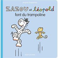 - zazou et léopold font du trampoline - preis vom 23.09.2021 04:56:55 h