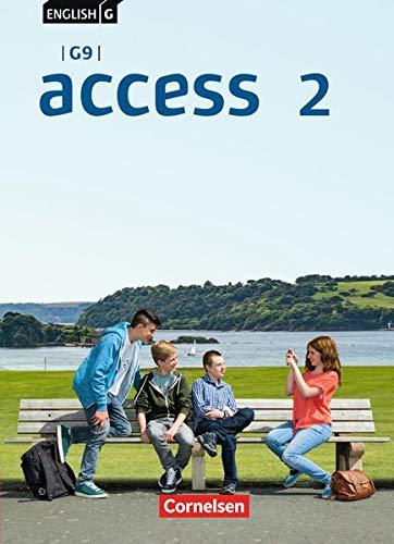 English G Access - G9 - Band 2: 6, Schuljahr - Schülerbuch   Buch   978306036386