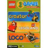 Dice - Lego 3 Games Pack (Creator / Legoland / Loco) - Preis vom 12.12.2019 05:56:41 h