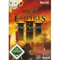 macsoft - age of empires iii: the asian dynasties - erweiterungspack - preis vom 28.10.2020 05:53:24 h