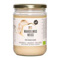nu3 bio mandelmus, weiß 500 g paste
