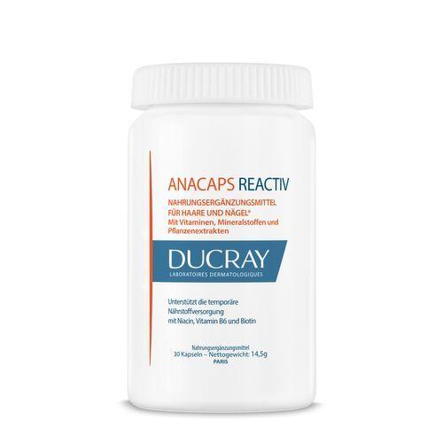 Ducray Anacaps Reactiv 30 St Kapseln
