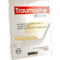 HEXAL® Traumasive® Film 15 x 15 cm Hydrokolloidverbände 5 St Verband